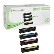 Canon 116 Toner Cartridge Color Set (C,K,M,Y) BGI Eco Series Compatible