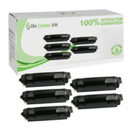 Canon 128, CRG-128, 3500B001AA, 5pk saving bundle Toner Cartridge Compatible Saving Pack