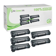 Canon 137 Toner Cartridge 5-Pack 9435B001 BGI Eco Series Compatible