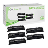 Canon 2617B001AA (120) Set of Five Cartridges Savings Pack ($23.68/ea) BGI Eco Series Compatible