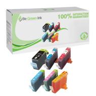 Canon BCI-3E Inkjet Cartridge 6-Pack Savings Pack BGI Eco Series Compatible