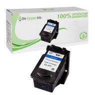 Canon CL-211 Remanufactured Color Ink Cartridge BGI Eco Series Compatible