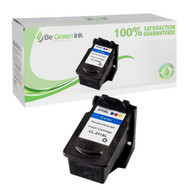 Canon CL-211XL Remanufactured Color Ink Cartridge BGI Eco Series Compatible