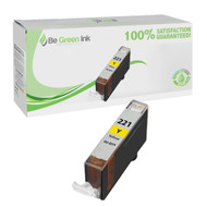 Canon CLI-221Y Yellow Ink Cartridge BGI Eco Series Compatible