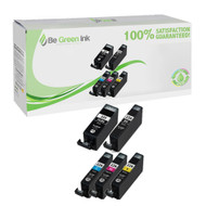 Canon CLI-226 Series Ink Cartridge 5-Pack Savings Pack BGI Eco Series Compatible