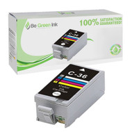 Canon CLI-36 Color Ink Cartridge BGI Eco Series Compatible