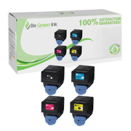 Canon GPR-23 Toner Cartridge Savings Pack (C,K,M,Y) BGI Eco Series Compatible