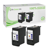 Canon PG-240XL/CL-241XL Remanufactured 2-Pack Savings Pack BGI Eco Series Compatible