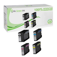 Canon PGI-1200XL Ink Cartridge 4-Pack Savings Pack BGI Eco Series Compatible