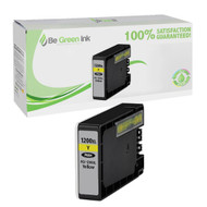 Canon PGI-1200XLY High Yield Yellow Ink Cartridge BGI Eco Series Compatible