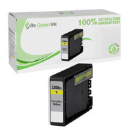 Canon PGI-2200XLY High Yield Yellow Ink Cartridge BGI Eco Series Compatible