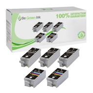 Canon PGI-35B Ink Cartridge Savings Pack (Includes 3 Black, 2 Color) BGI Eco Series Compatible