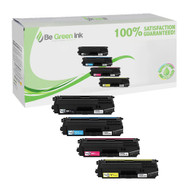 Brother TN336 Toner Cartridge Color Set BGI Eco Series Compatible