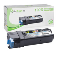 Dell 331-0718 Yellow Toner Cartridge for 2150/2155 Printers BGI Eco Series Compatible