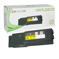 Xerox 106R02227 High Yield Yellow Toner Cartridge BGI Eco Series Compatible