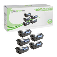 Dell 331-9756 Toner Cartridges High Yield 5 Pack ( X5GDJ ) BGI Eco Series Compatible