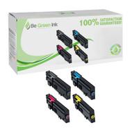 Dell C2660 Toner Cartridge Savings Pack BGI Eco Series Compatible