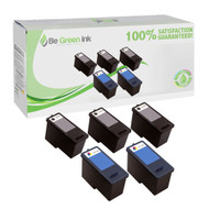 Dell CN594, CN596 Remanufactured Ink Cartridge Five Pack Savings Pack BGI Eco Series Compatible