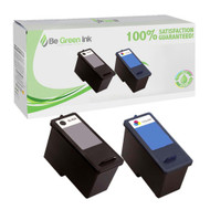 Dell CN594, CN596 Remanufactured Ink Cartridge Two Pack Savings Pack BGI Eco Series Compatible