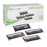 Dell Color Laser 1230 Toner Cartridge Savings Pack (C,K,M,Y) BGI Eco Series Compatible