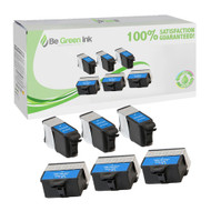 Dell DW905, DW906 Six Pack Ink Cartridge Savings Pack BGI Eco Series Compatible
