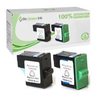 Dell T0529, T0530 Remanufactured Ink Cartridge Two Pack Savings Pack BGI Eco Series Compatible