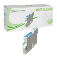 Epson T042220 Remanufactured Cyan Ink Cartridge BGI Eco Series Compatible