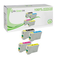 Epson T088 Remanufactured Ink Cartridge 4-Pack Savings Pack BGI Eco Series Compatible