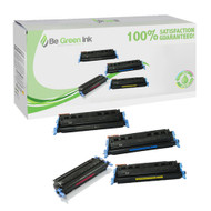 HP Q6000A, Q6001A, Q6002A, Q6003A, HP 124A Toner Cartridge Compatible Saving Pack