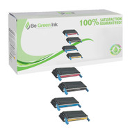 HP 645A, C9730A, C9731A, C9732A, C9733A 4-pack Toner Cartridge Compatible Saving Pack