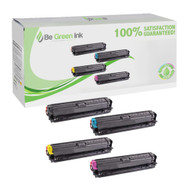 HP 650A Toner Cartridge Savings Pack For Color LaserJet CP5500/CP5525 BGI Eco Series Compatible