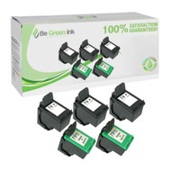 HP 74XL & 75XL Remanufactured Ink Cartridge Five Pack Savings Pack BGI Eco Series Compatible