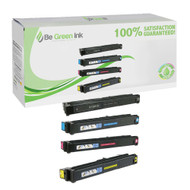 HP 822A Color LaserJet 9500 Laser Toner Cartridge Savings Pack(K/C/M/Y) BGI Eco Series Compatible