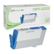 HP 920 Ink Cartridge Remanufactured Cyan CH634AN BGI Eco Series Compatible