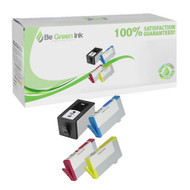 HP 920XL Inkjet Cartridge 4-Pack Savings Pack BGI Eco Series Compatible
