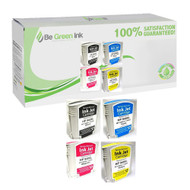 HP 940XL Inkjet Cartridge Four Pack Savings Pack BGI Eco Series Compatible