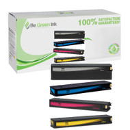 HP 980 Ink Cartridge 4-Pack Savings Pack BGI Eco Series Compatible