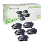 HP C4096A (HP 96A) Set of Five Super Yield 50% extra Black Laser Toner Cartridges Savings Pack ($28.63/ea) BGI Eco Series Compatible