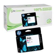 HP C4901A (HP 940) OEM Cyan & Magenta Printhead BGI Eco Series Compatible