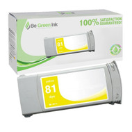 HP C4933A (HP 81) Yellow Ink Cartridge BGI Eco Series Compatible