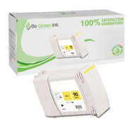 HP C5065A (No. 90) Remanufactured High Yield Yellow Inkjet Cartridge BGI Eco Series Compatible