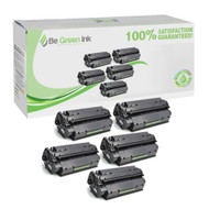 HP C7115X (HP 15X) Hi-Yield Set of Five Cartridges Savings Pack ($17.74/ea) BGI Eco Series Compatible