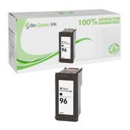 HP C8767W (HP 96) Remanufactured Black Ink Cartridge BGI Eco Series Compatible