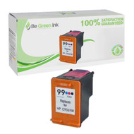 HP C9369W (HP 99) Remanufactured Photo Color Ink Cartridge BGI Eco Series Compatible