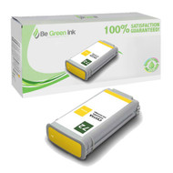 HP C9373A (HP 72) Remanufactured High Yield Yellow Inkjet Cartridge BGI Eco Series Compatible