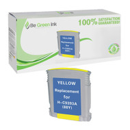 HP C9393AN (HP 88) Remanufactured Yellow Ink Cartridge BGI Eco Series Compatible
