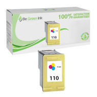HP CB304AN (HP 110) Remanufactured Color Ink Cartridge BGI Eco Series Compatible