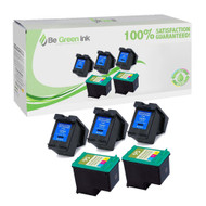 HP C9364W (No. 98) & C8766W (No. 95) Ink Cartridge Savings Pack BGI Eco Series Compatible