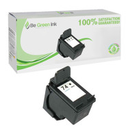 HP CB336WN (HP 74XL) Remanufactured Black Ink Cartridge BGI Eco Series Compatible