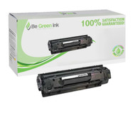 HP CB435A (HP 35A) Black Laser Toner Cartridge BGI Eco Series Compatible